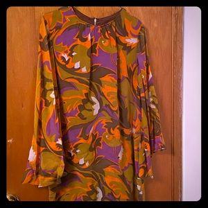 Vintage 1960s 1970s dress